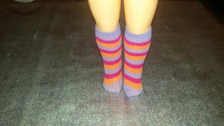 Calcetines para Nancy