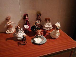 Muñeca de porcelanas
