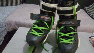 patines en línea número 41