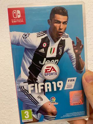 FIFA 19 fifa19 Nintendo switch