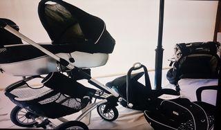 carro bebé Mutsy