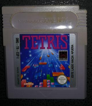 TETRIS ORIGINAL NINTENDO GAME BOY