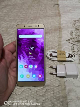 Samsung Galaxy J6 Dual Dorado