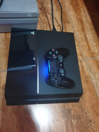 ps4 en perfecto estado y funcionamiento
