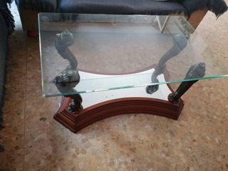 URGE VENDER mesa de centro de cristal