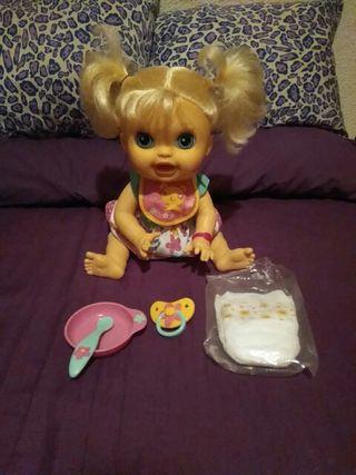 Muñeca Baby Alive Teresa traviesa
