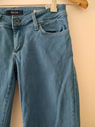 Pantalon Femme Salsa