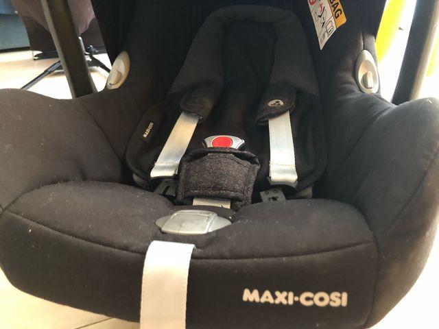 Maxi cosi cabrio fix 2018