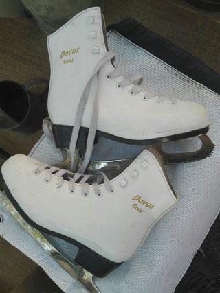 botas hielo