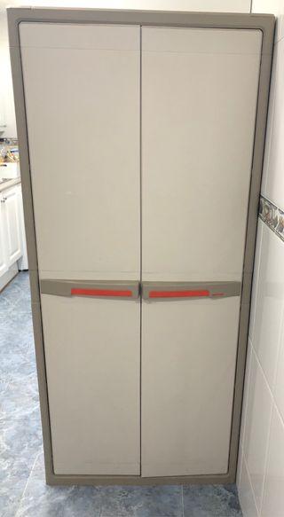 Armario de almacenaje modular para exterior