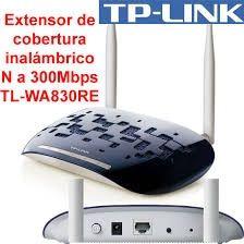 router amplificador repetidor de tu señal wifi