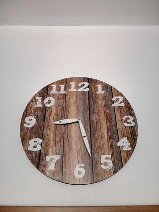 Reloj para la pared