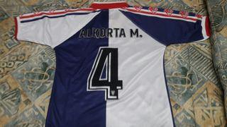 Se vende Camiseta Oficial Athletic Alkorta