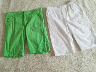 pantalón corto niño talla 13-14