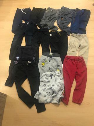 Pack ropa niño 5-6 años