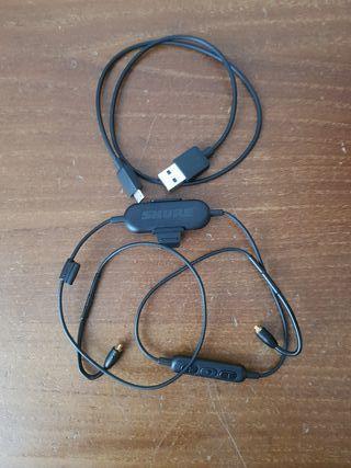 Shure RMCE-BT1 - Cable adaptador bluetooth