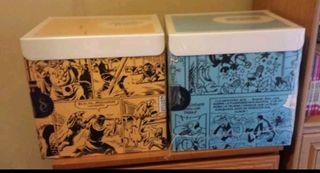 pack colección comics