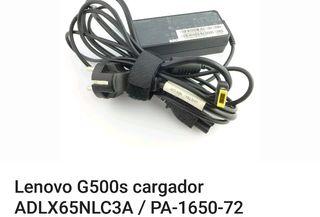 cargador lenovo adlx65nlc3a Nuevo