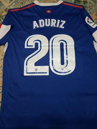 Se vende Camiseta Athletic Aduriz