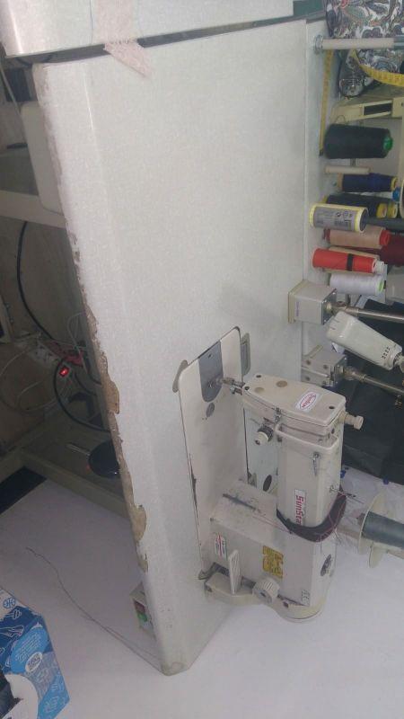 Maquina de coser Sunstar