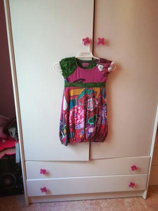 5€ vestido marca Desigual talla 3/4