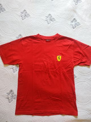 camiseta original Ferrari