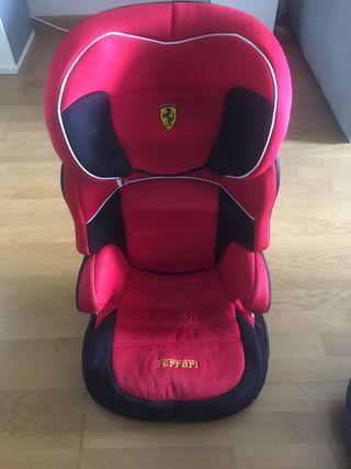 Silla niño Ferrari para coche