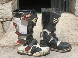 Botas de moto Bóxer axo