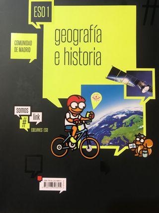 Geografía e Historia Edelvives 1ESo