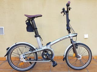 Bicicleta plegable Decathlon Tilt 940