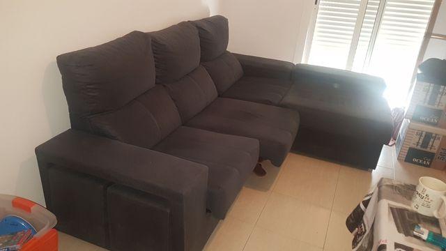 sofa chaise longue 4 plazas