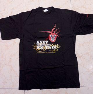 Camiseta Harley Davidson Big Twin