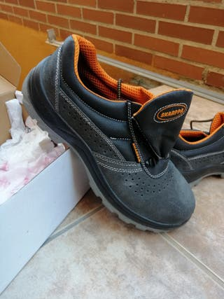 zapatos de seguridad n 42