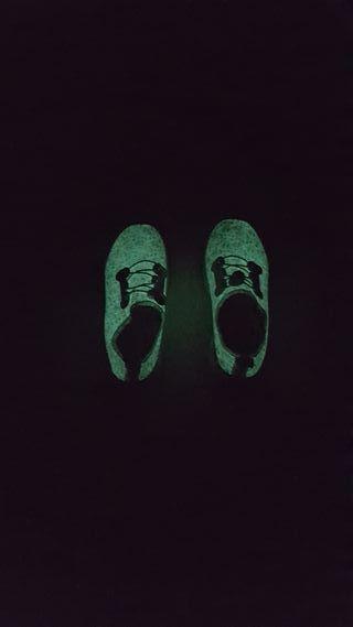 zapatillas que alumbran en la oscuridad. n°33