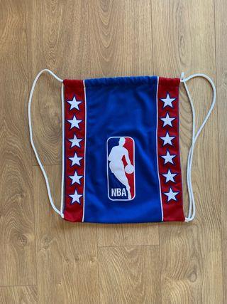 Bolsa NBA para entreno bordada