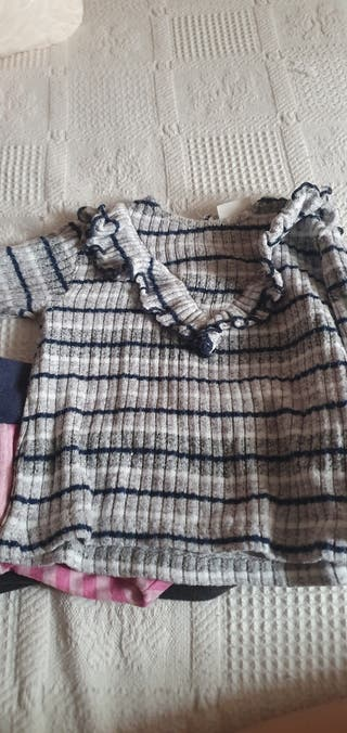 pack ropa bebé niña 3/6/9 meses