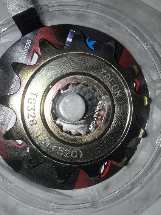 Kit transmisión KTM EXC