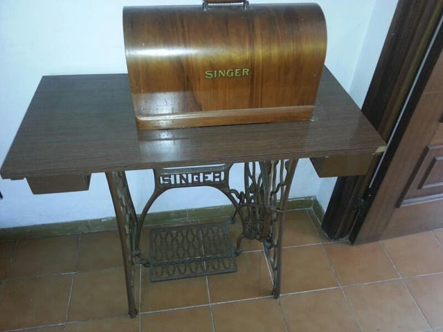 SINGER Máquina de Coser