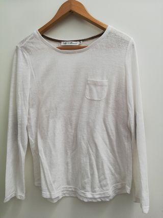 Camiseta de mangas largas