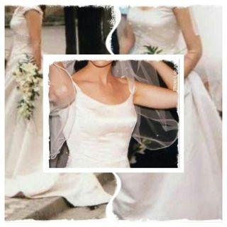 Vestido de novia La Sposa, talla 38-40