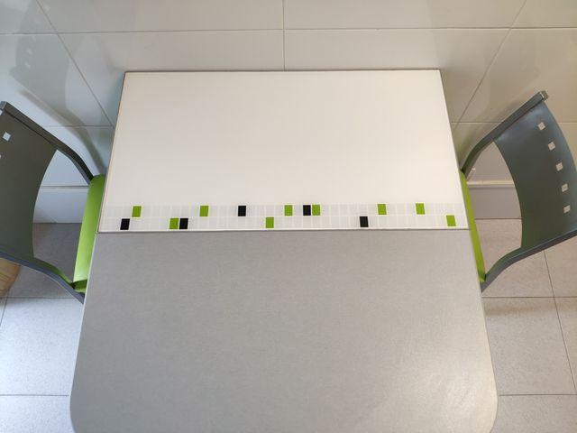 Mesa cocina plegable de diseño marca casetto de segunda mano ...