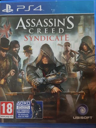 ASSASING CREED SYNDICATE