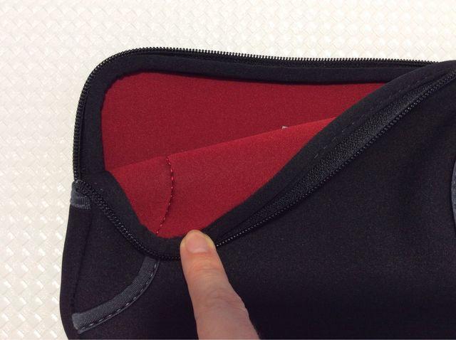 Funda tablet negra