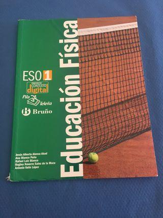 Libro de E.F 1 Eso Bruño