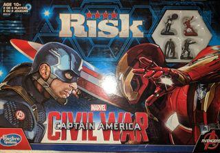 RISK MARVEL:CIVIL WAR