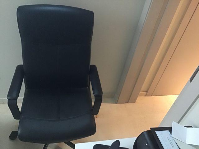 Silla de oficina, Malkolm, Ikea de segunda mano por 60 € en ...