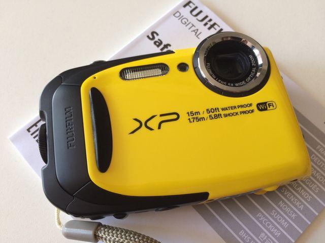 Fujifilm XP80 finepix