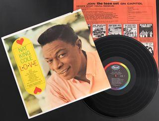 Disco vinilo de Nat King Cole