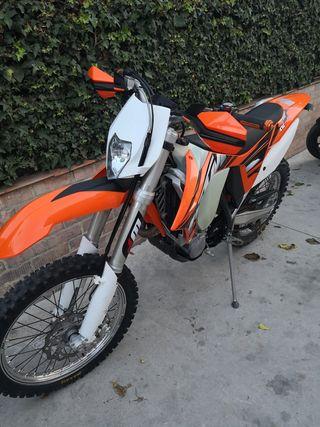 KTM exc 450 f