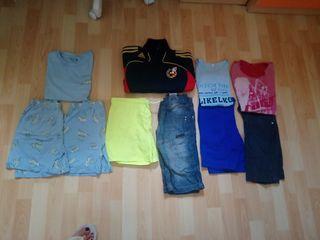 lote ropa niño talla 8